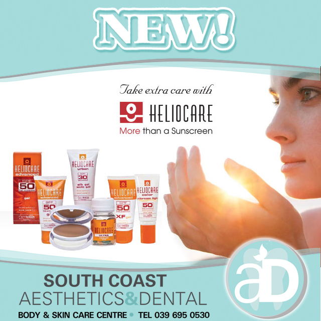 Heliocare Beauty Products